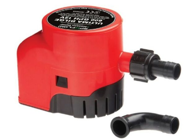 ultima bilge pump 600gph