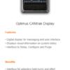 Optimus EPS CANtrak Display