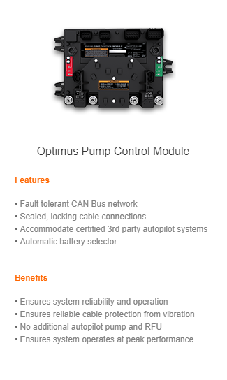 Optimus EPS (Electronic Power Steering)
