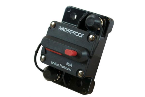 Resettable Surface Mount Circuit Breaker