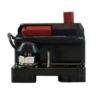 Resettable Surface Mount Circuit Breaker End View