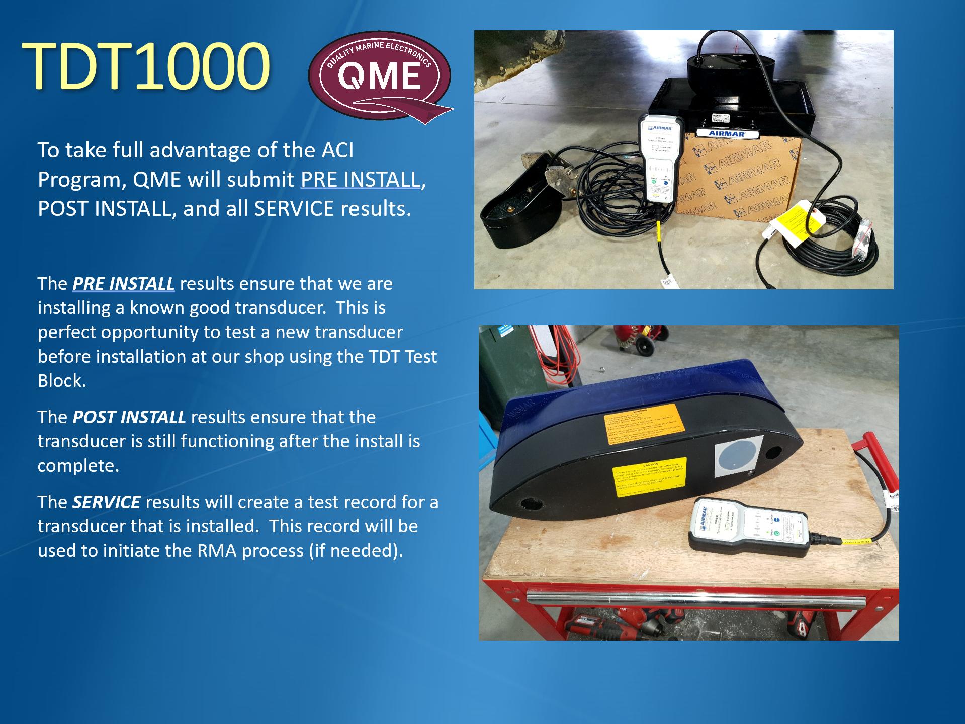 TDT1000 Transducer Tester