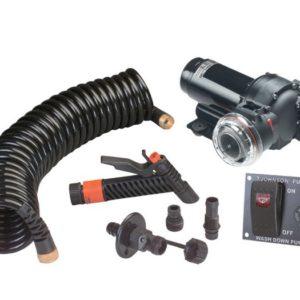 SPX Aqua Jet Wash Down Pump Kit