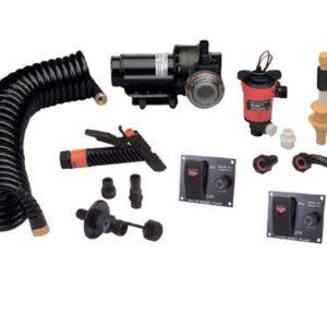 SPX Aqua Jet WD & Livewell Pump Kit