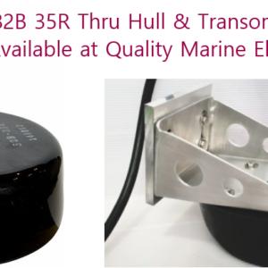 82B 35R Thru Hull & Transom Mount
