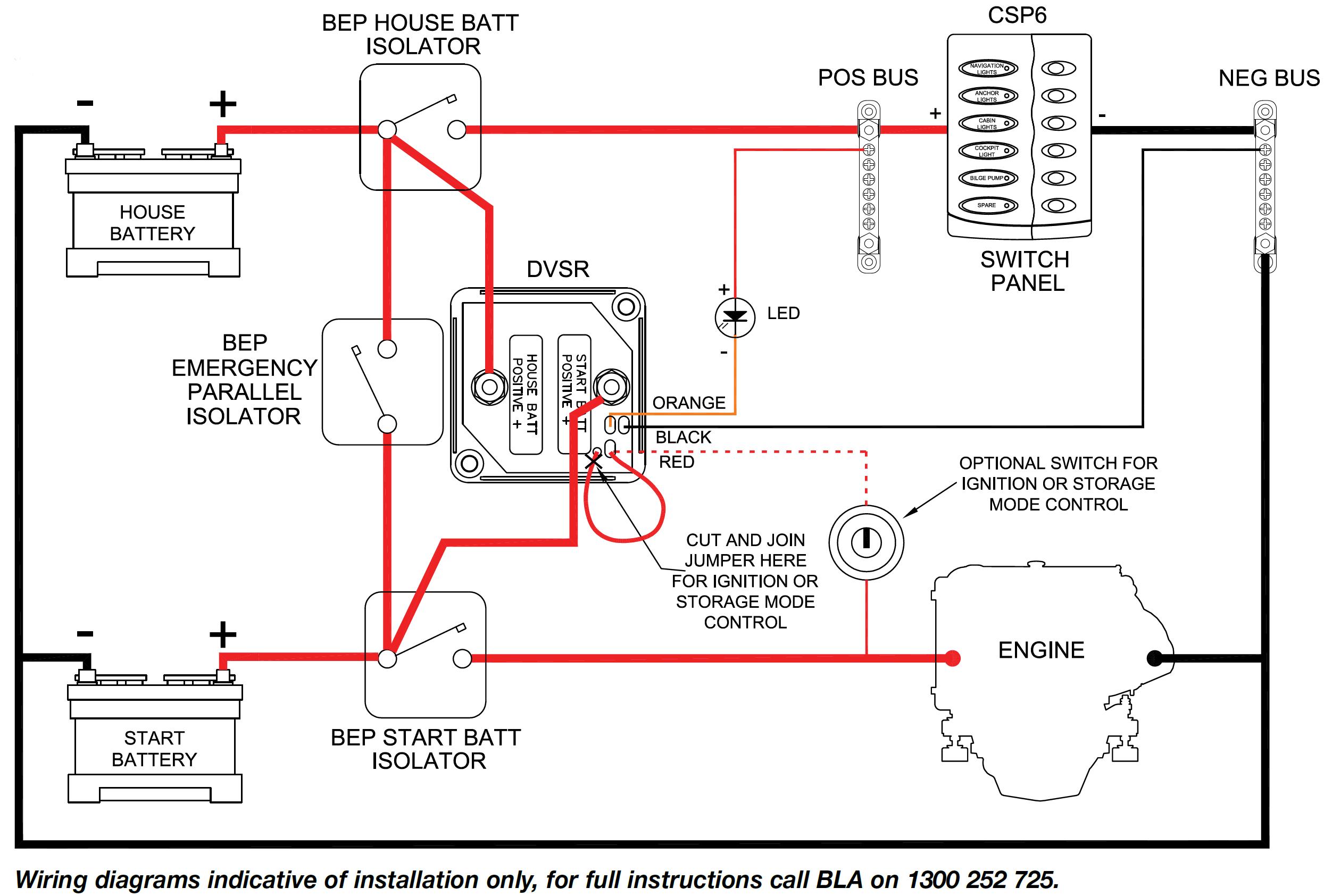 Bep Digital Voltage Sensing Relay - Dvsr