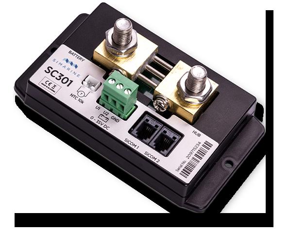 SC301 Active Battery Shunt