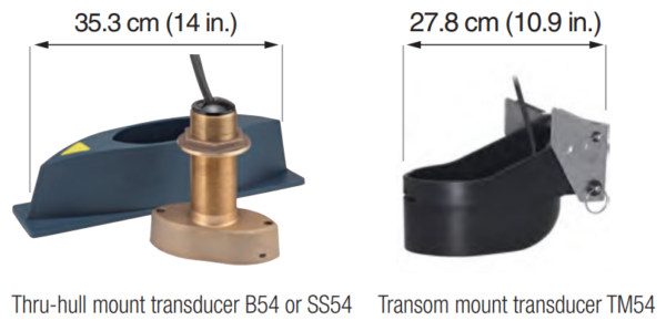 DFF-3D Transducer Options
