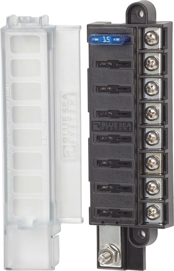 Blue Sea Systems Compact Fuse Block