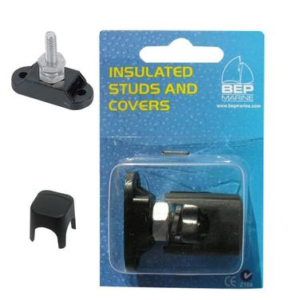 STUD SINGLE INSLTD 10MM BLK COVR DSP-BEP
