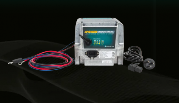 Enerdrive's ePOWER Industrial Charger