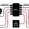 Actisense Quick Network Block QNB-1 Diagram