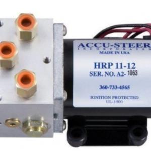 Furuno Accu-Steer 1.0 L/Min Reverse Cycle Pump 12VDC (single speed)