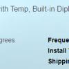 Furuno B260 526TID-HDD Transducer 1kW