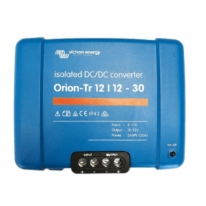 ORION-TR 12VDC - 12VDC Converters Isolated